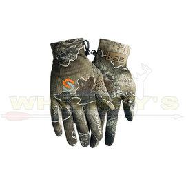 ScentLok Tech. Inc. Scentlok Technologies Trek Gloves, Realtree Excape- Medium