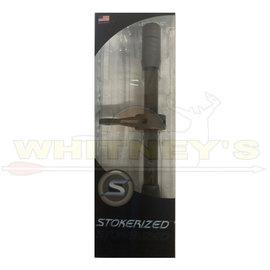 """Vapor Trail VaporTrail SS1 Acrylic 10.5"""" Stabilizer, Smoke Grey"""