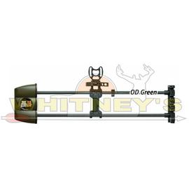 Tightspot TightSpot -5 Arrow Quiver- OD Green - RIGHT HAND-TSQ5ODG-R