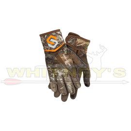 ScentLok Tech. Inc. Scentlok Midweight Bow Release Glove, RT Edge- Medium