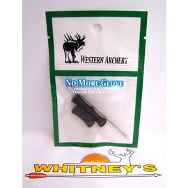 Western Archery Western Archery-Archery Accessories, No More Gloves Two Piece