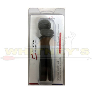 BowTech Bowtech Clutch Grips w/ Orbit Elastomers -Black-Left Hand-10099X05