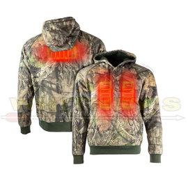 Fieldsheer Fieldsheer Phase 7.4V Hoodie Jacket Mossy Oak- X-Large
