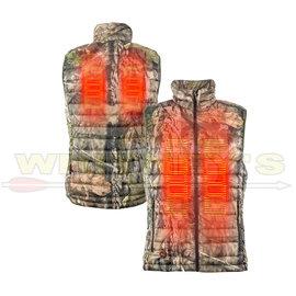 Fieldsheer Fieldsheer Sumit Vest 12V Mossy Oak, Large