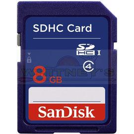 Sandisk Sandisk SD Card 8 GB