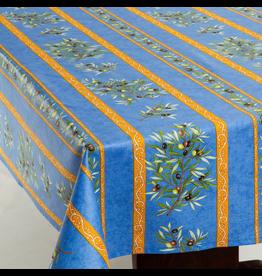 Amelie Michel Acrylic-Coated Olives, Blue