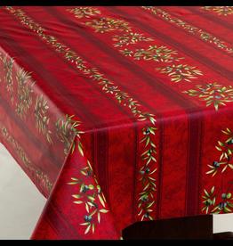 Acrylic-coated Olives Red