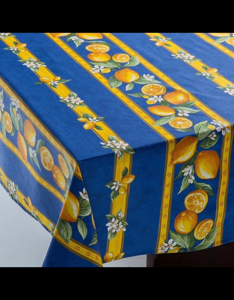 TOS Acrylic-coated Lemons Blue