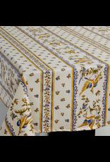 Amelie Michel Acrylic-Coated Moustiers, Blue