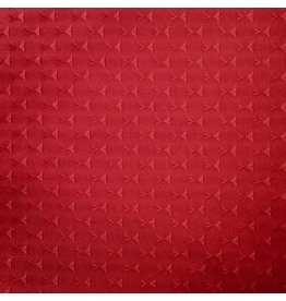 AZ Napkin Triangle Red