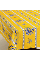 Acrylic-Coated Valensole, Yellow