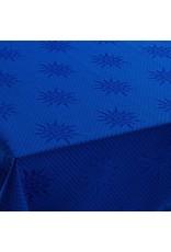SAF BB Blue Jacquard, Round