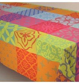Carces Jacquard, Multicolor
