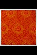 TOS Napkin Sunflower Red