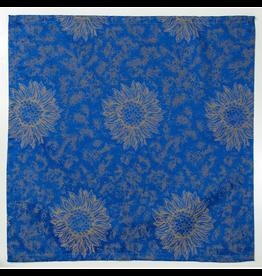 Napkin Sunflower Blue
