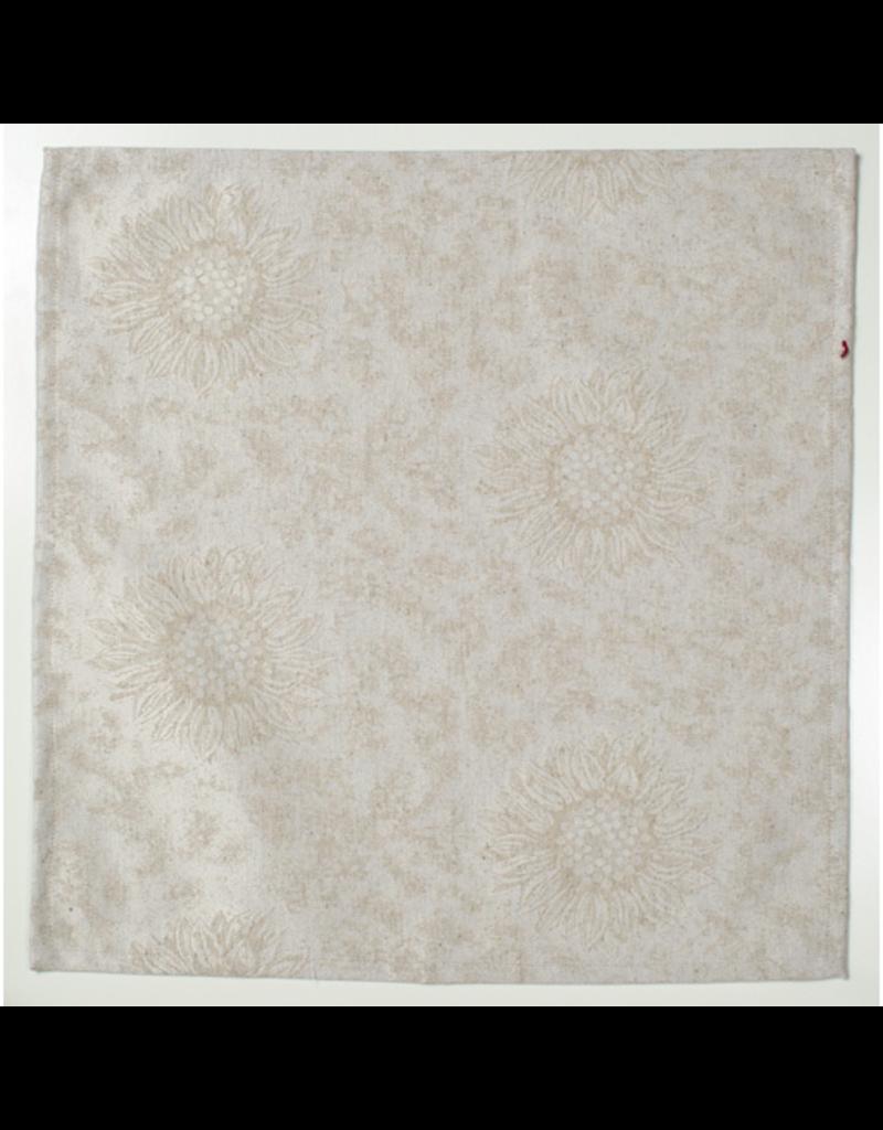 Napkin Sunflower Linen