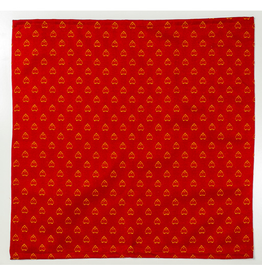 TOS Napkin Small Bee Red