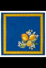 TOS Napkin Lemons Blue