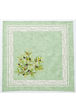 Napkin Olives Green