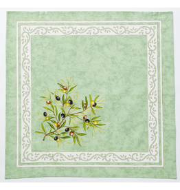 MFT Napkin Olives Green