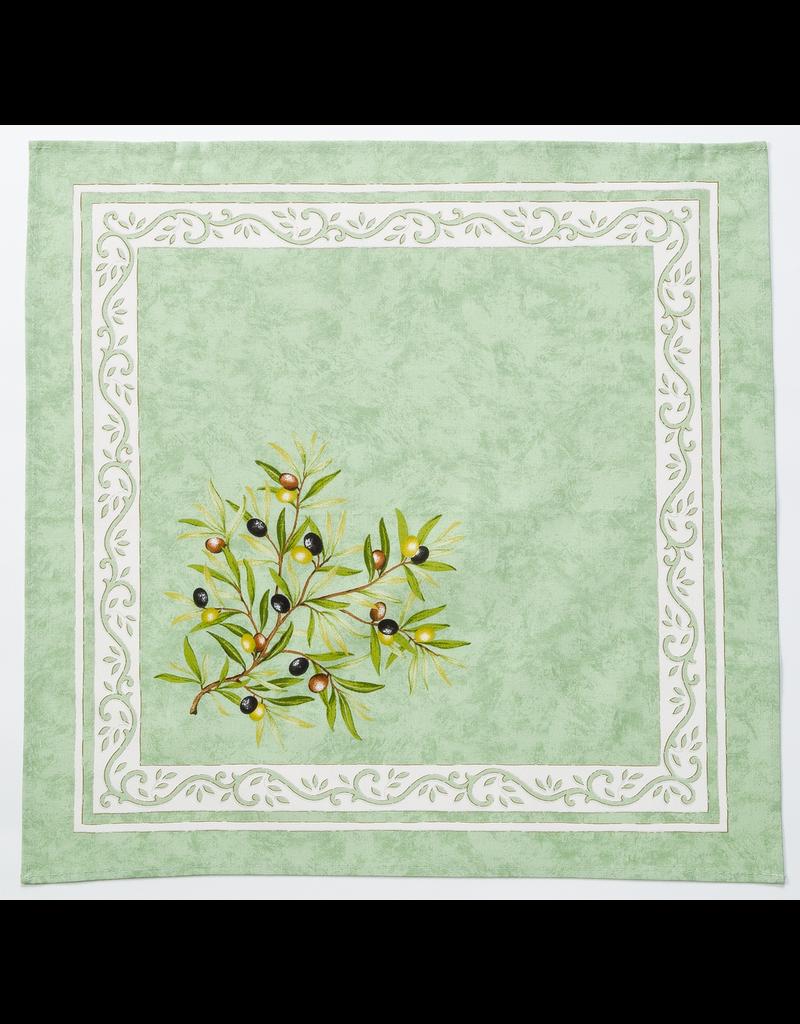 MFT Napkin Olives Green