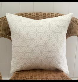 SAF Comete Linen Jacquard Pillow