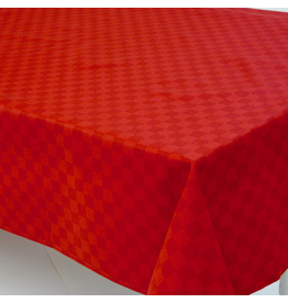 AIT Acrylic-coated Picasso Check, Red