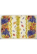 TOS Placemat, Acrylic-Coated Rose Lavande