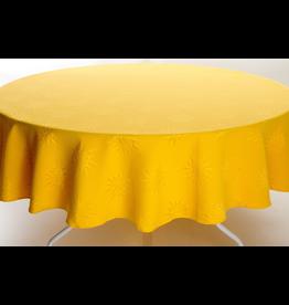 SAF BB Jacquard Round, Yellow