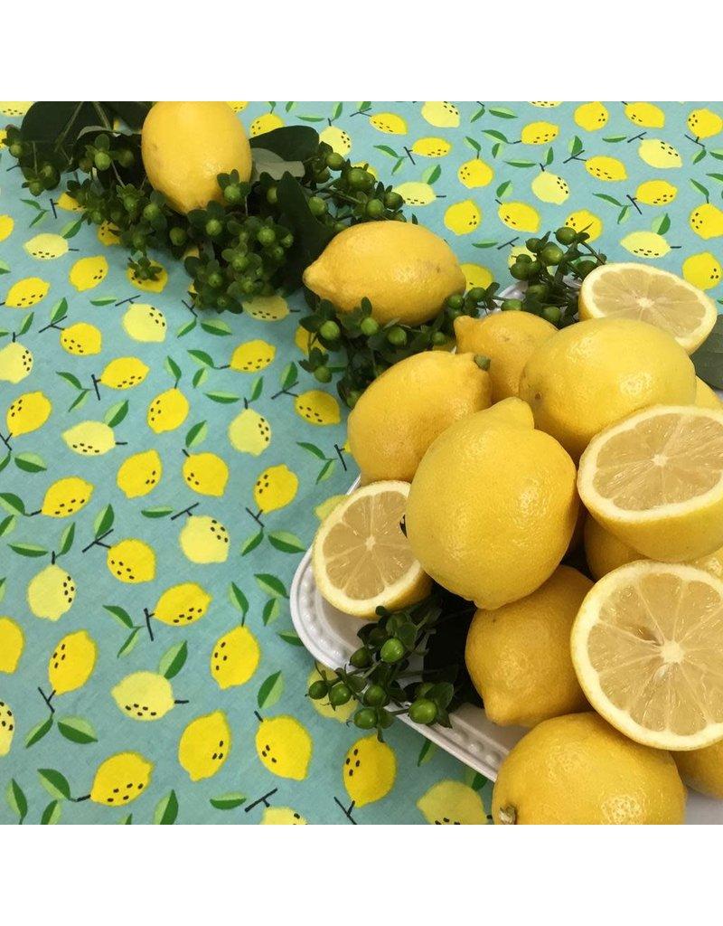 MFT Acrylic-coated Mini Citrons, Turquoise
