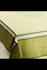 Olives Jacquard, Green