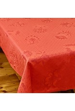 Amelie Michel Acrylic-Coated Ribeauville Jacquard, Red