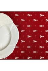SAF Camden Lobsters Reversible Jacquard, Red