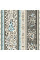 CLOSEOUT - Napkin Bastide Turquoise