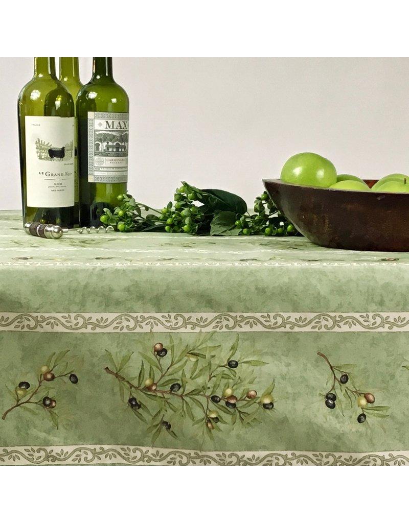 MFT Acrylic-coated Olives Green