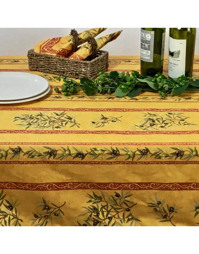 Acrylic-coated Olives Yellow