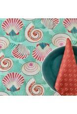 Acrylic-Coated Salines Shells, Multicolor