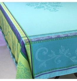 Seguret Jacquard Turquoise