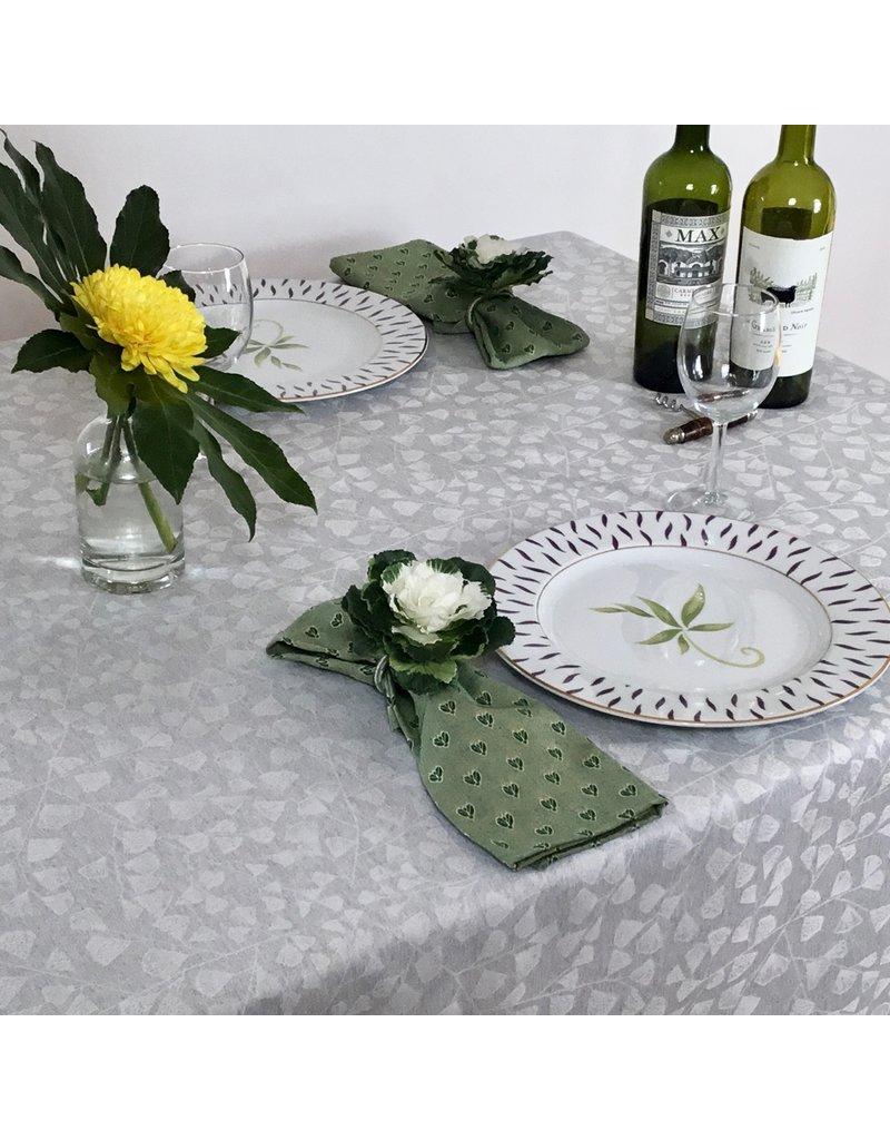 Acrylic-Coated Bonard, Perle Grey