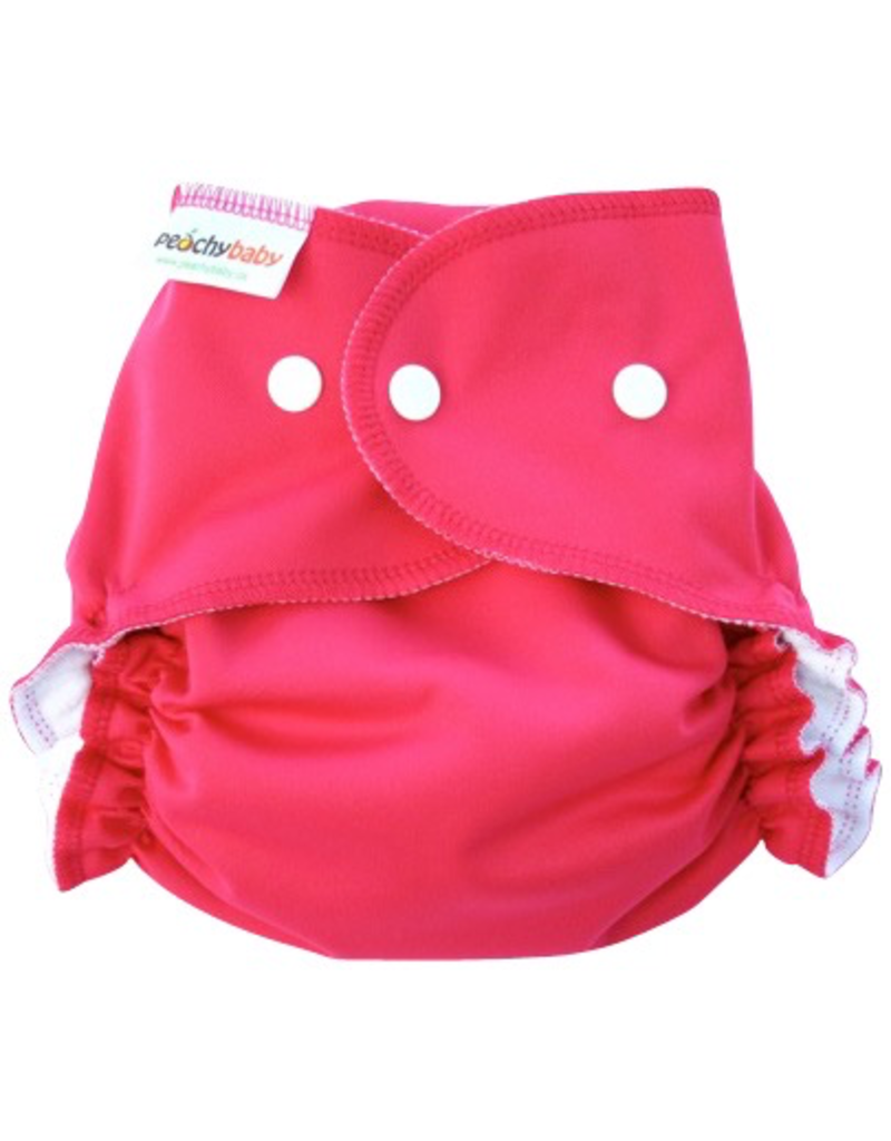 AMP Diapers Peachy Baby 1-Size Diaper Cover