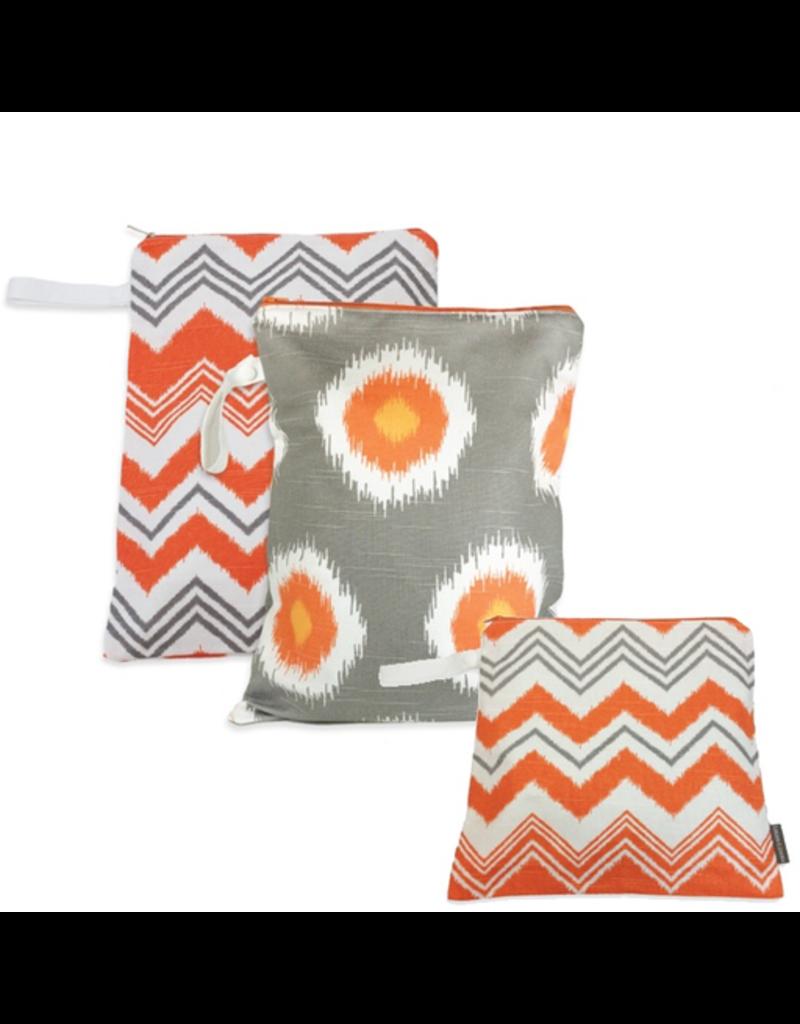 Logan + Lenora Cloth Diaper Starter Set: 2 Classics, 1 Mini
