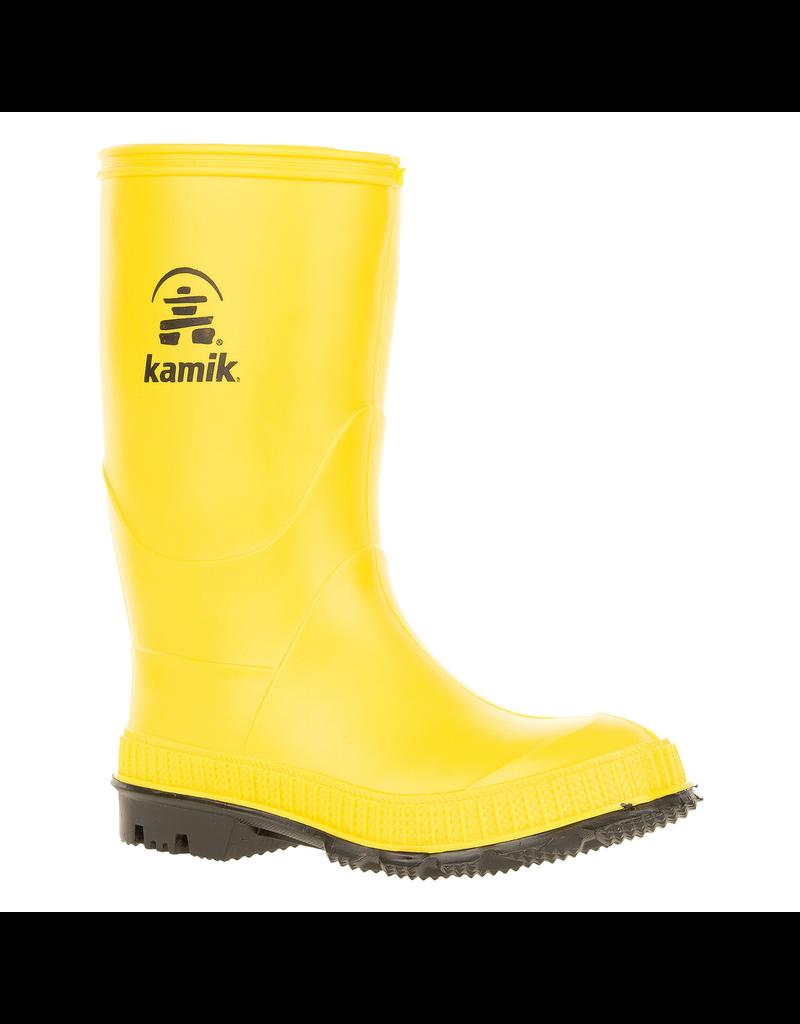 Kamik Yellow Stomp Rain Boots