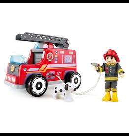 Hape Toys Fire Truck