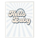 Hip Baby Cards - New Baby