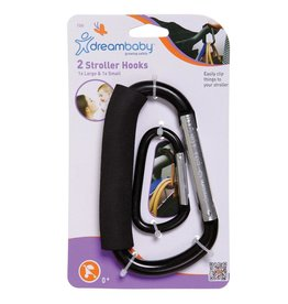 Strollerbuddy® Stroller Hook Set