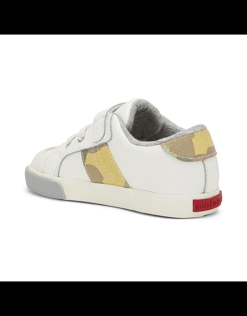 See Kai Run Lucci Leather Sneakers