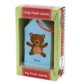 Mudpuppy Flash Cards - First Words