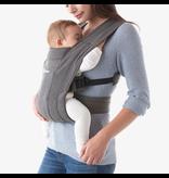 Embrace Cozy Newborn Carrier Heather Grey