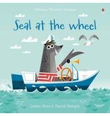 Usborne Phonics Readers: Seal At The Wheel
