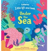 Usborne Little Lift And Look Under The Sea